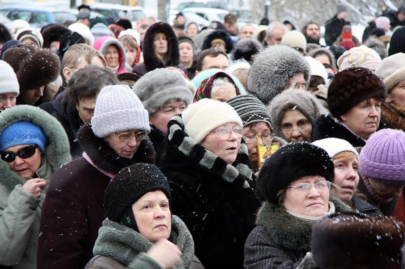 Левада-Центр: россияне начали осознавать, что страна входит в серьезный кризис