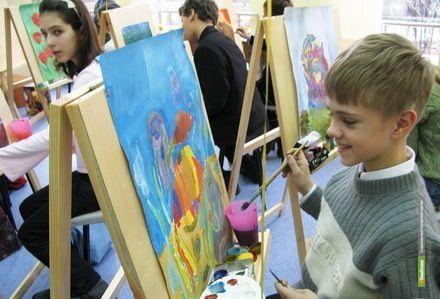 Воспитанники тамбовской «художки» выставят свои работы
