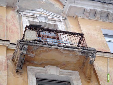 Капремонт домов в Тамбове начнется только с приходом тепла