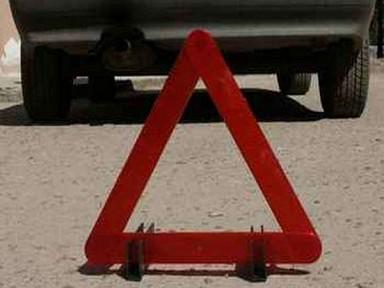 На дороге Орел-Тамбов иномарка протаранила прицеп грузовика