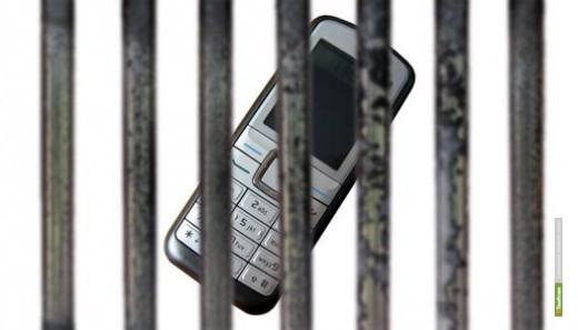 У заключенных тамбовских тюрем конфисковали полсотни мобильников