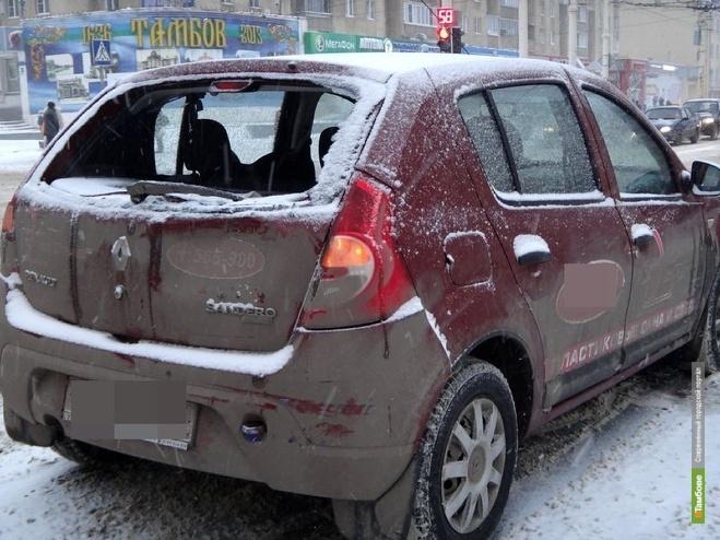 За неделю в ДТП на тамбовских дорогах погиб один человек