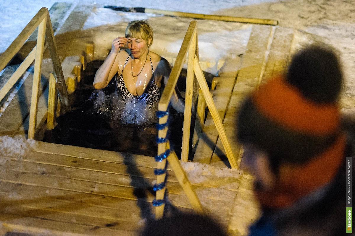 ВСаратовской области впраздновании Крещения приняли участие 18 тыс. человек