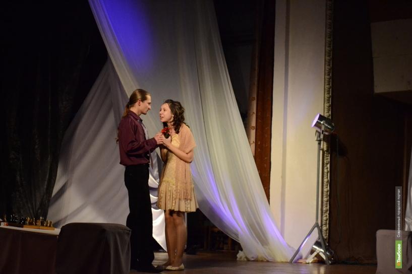 Молодые актеры съедутся в Тамбов