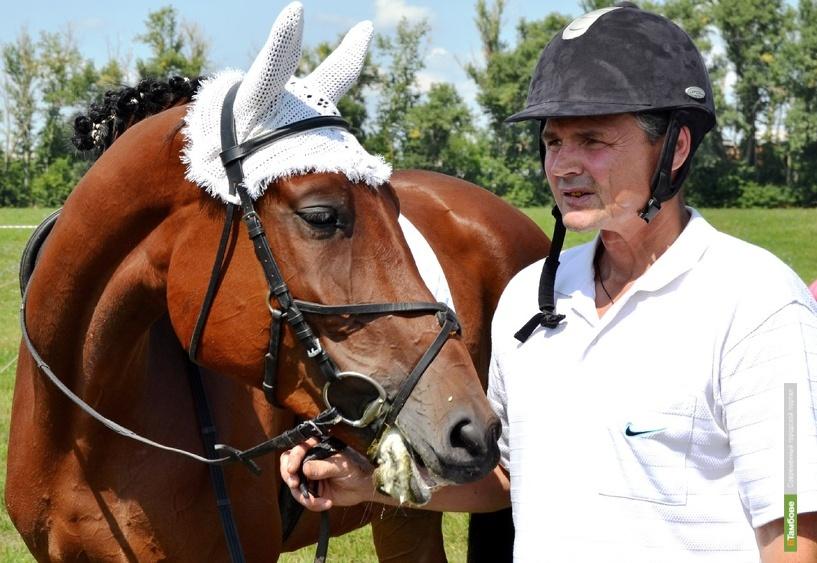 Самая почетная награда конных состязаний осталась на Тамбовщине