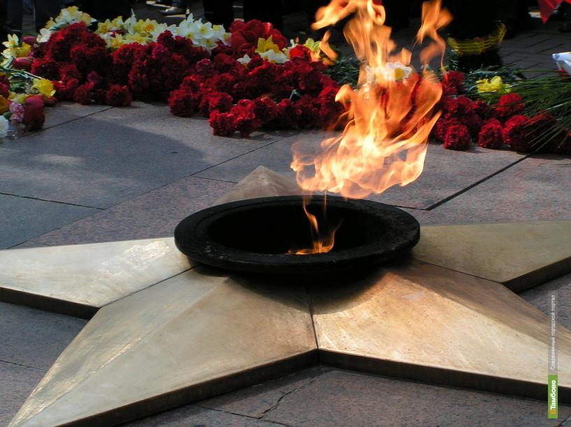 В тамбовском селе появится Вечный огонь