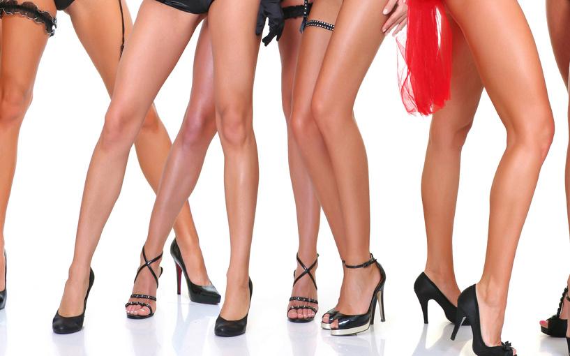 Тренируемся с умом: красивые ноги