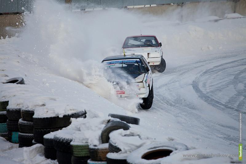 Зимние трековые гонки пройдут на тамбовском ипподроме