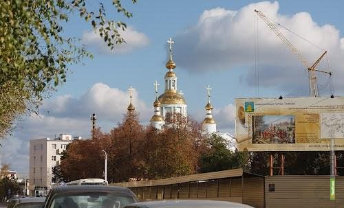 Название улицы Степана Разина менять не будут