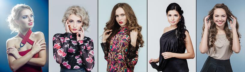 Определились финалистки «Мисс Тамбов онлайн 2014»