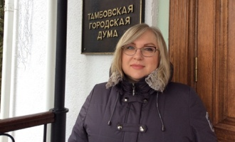 Еще одним претендентом на пост главы города Тамбова стала женщина