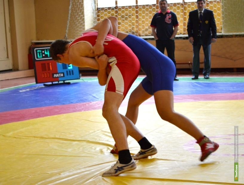 Путёвки на первенство страны по греко-римской борьбе разыграют в Тамбове