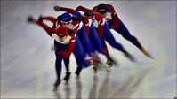 Тамбовчанка взяла бронзу на конькобежном турнире