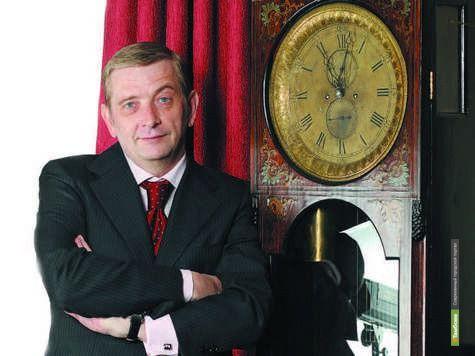 Алексей Ильин презентует свою книгу