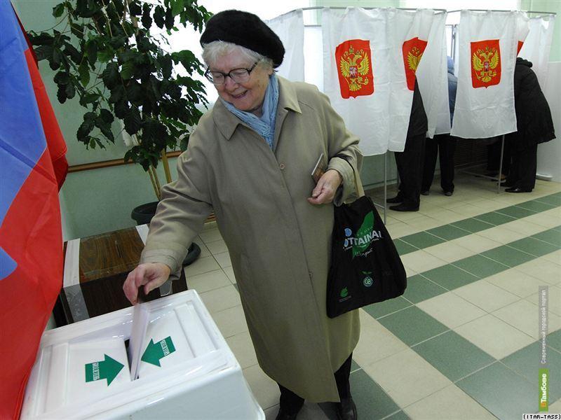 2 оппозиционные партии на выборы в тамбовскую облДуму «потащат» федеральные «паровозы»