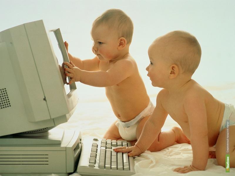 Тамбовских детей будут записывать в сад через интернет