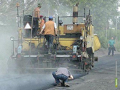Тамбовскому Минтрансу разрешили приостанавливать некачественный ремонт дорог