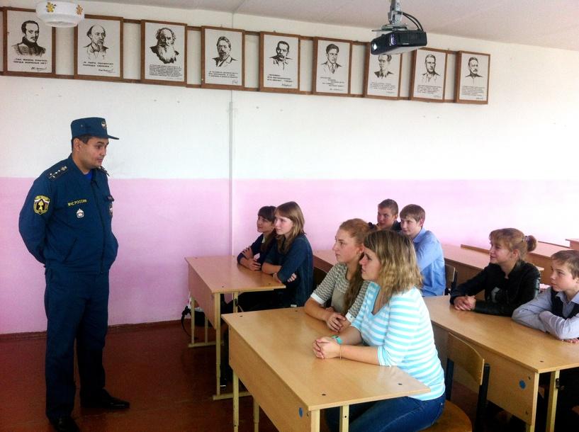 На Тамбовщине завершился месячник гражданской обороны