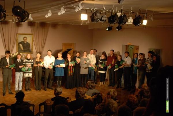 Актеры из Тамбова продекламируют классиков