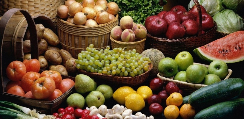 В России дешевеют овощи и фрукты