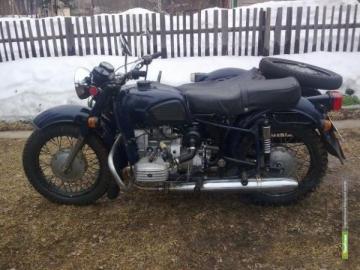 Молодой «байкер» украл мотоцикл у тамбовской пенсионерки