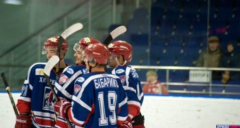 ХК «Держава» сыграет в Москве с соперниками из РЭУ имени Г. В. Плеханова