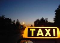 Все таксисты будут иметь лицензию с 1 сентября