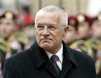 Президента Чехии пытались убить игрушечным пистолетом