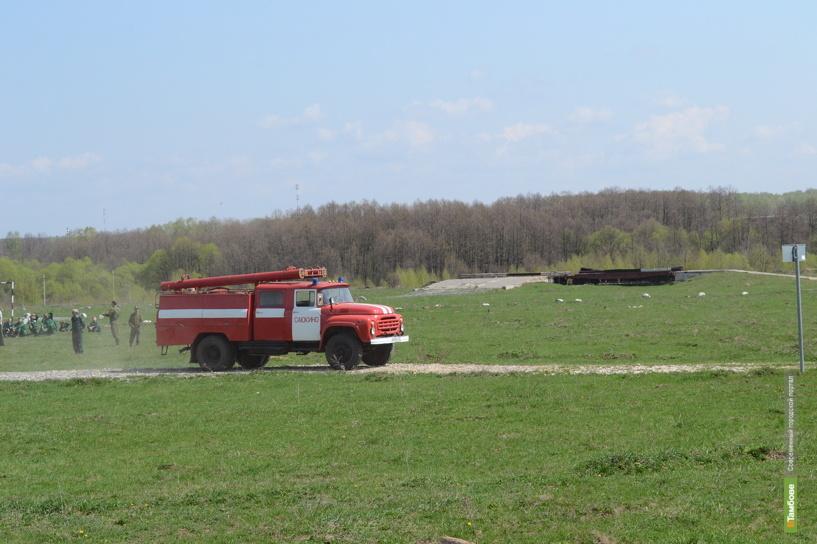 Огнеборцы Тамбова устроят учебный пожар
