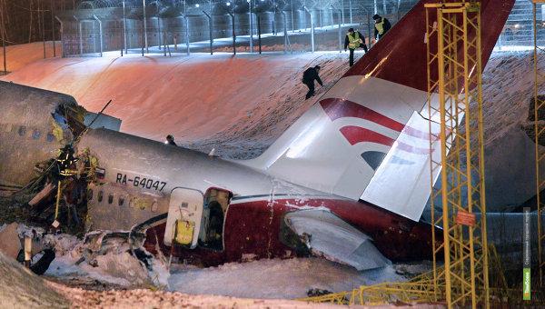 Red Wings не намерена отказываться от самолетов Ту-204 из-за трагедии