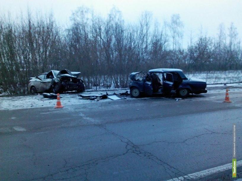 Две женщины погибли в ДТП на трассе М6