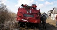 В Уваровском районе при пожаре погиб мужчина