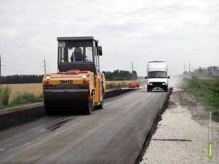 ВТамбове подрядчик поплатился рублем за несвоевременный ремонт дороги