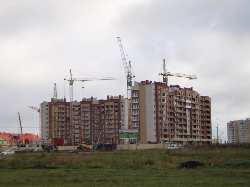 25 тамбовских семей получили ключи от новых квартир