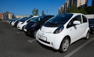 Продажи электромобилей в нашей стране упали почти на 20%