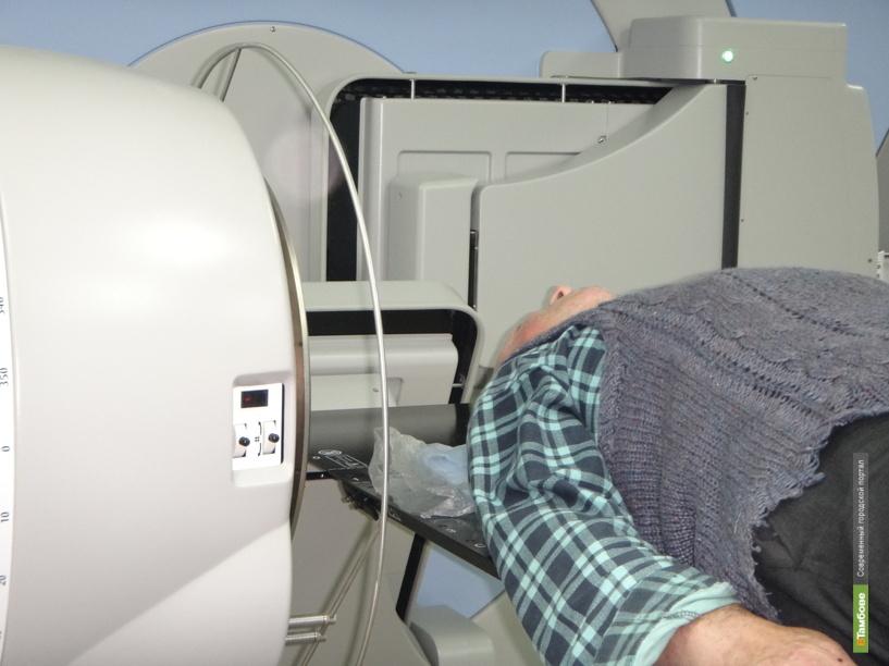 В Тамбов привезли новое оборудование для лечения онкозаболеваний