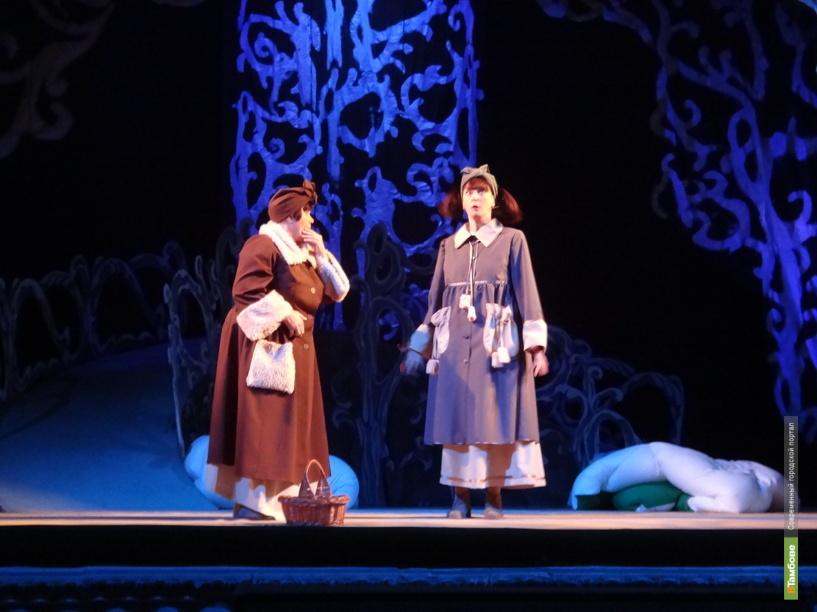 В Тамбове на новогодних праздниках пройдёт 82 спектакля