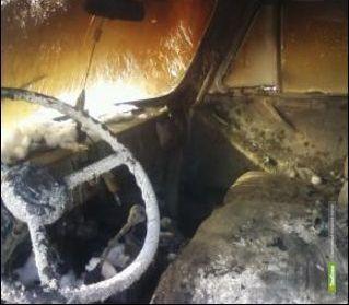 В центре Тамбова горела «буханка»