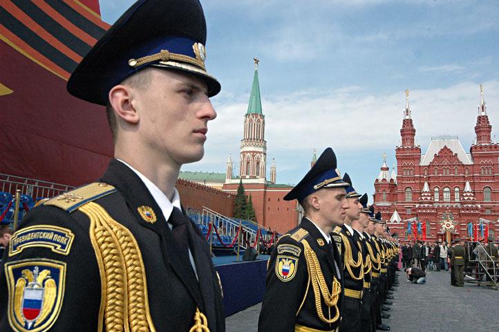Тамбовчане будут служить в Президентском полку