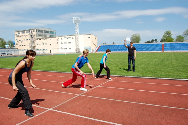 Тамбовские школьники сдадут нормативы ГТО