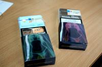 Коммерсанты прикрыли грудью разодранные легкие на сигаретных пачках