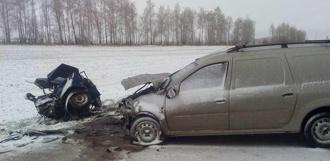 Водитель «семёрки» скончался в результате ДТП на трассе