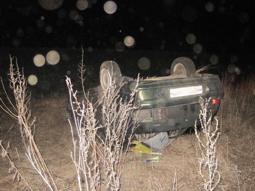 Водитель, попавший в ДТП в Знаменском районе, впал в кому