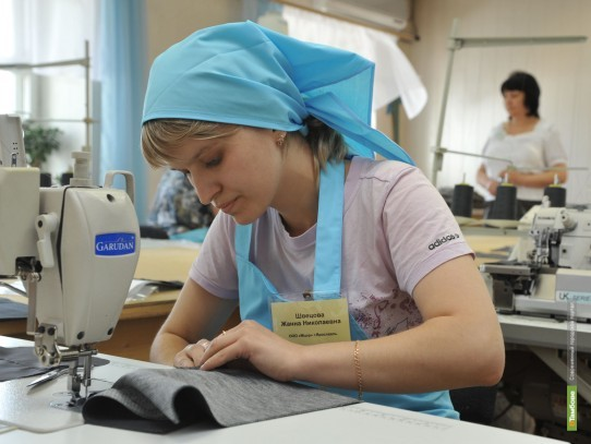 На Тамбовщине не хватает пекарей, швей и слесарей