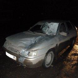 В Тамбове в ДТП погибла девушка