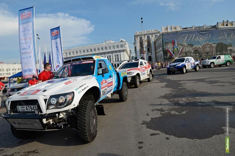 Глава Минспорта поблагодарил Тамбовскую область за участие в организации «Шелкового пути»