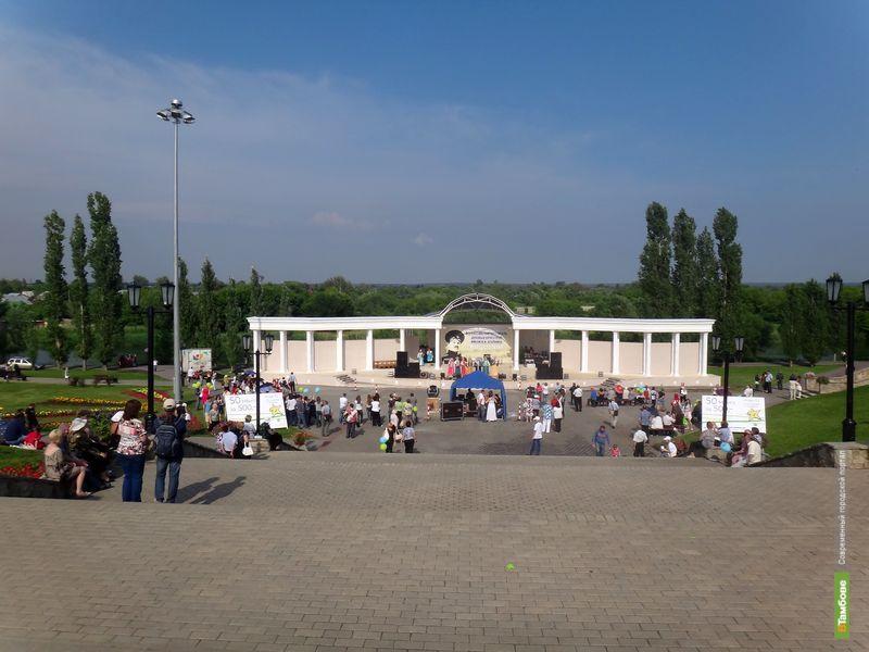 ВТамбове прошёл фолк-фестиваль