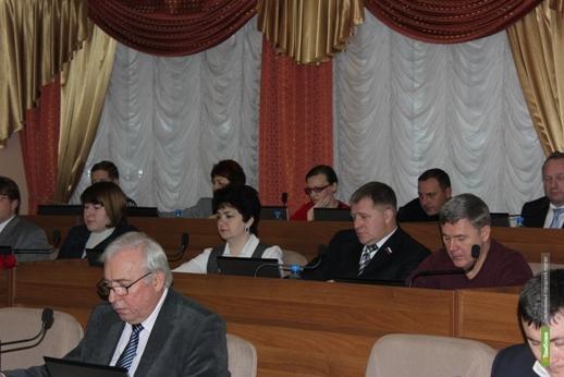 Бюджет Тамбова на 2014 год запланирован с профицитом