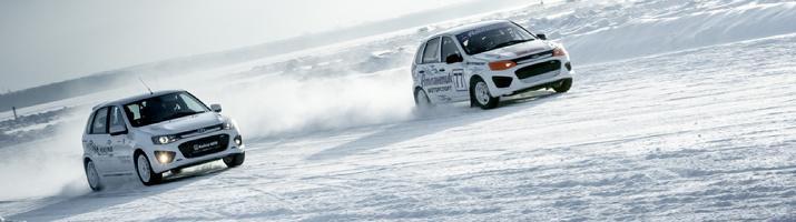 «Жажда гонки»: тестируем самую дорогую и самую быструю Lada — Kalina NFR