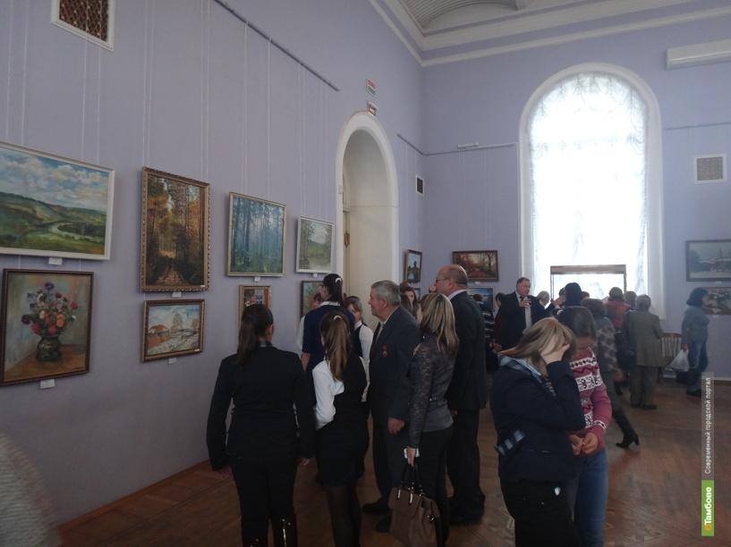 В стенах областной картинной галереи заиграла «Волшебная песнь»